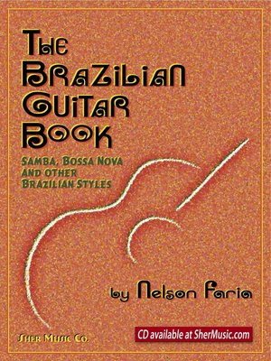 cover image of The Brazilian Guitar Book